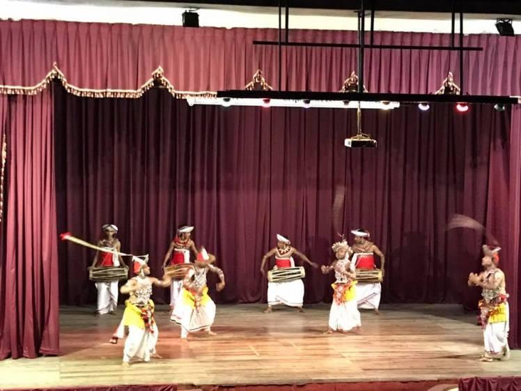 Kandian dance